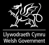 Welsh government dragon logo
