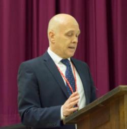 Gwenallt Llwyd Ifan - Headmaster of Penweddig School